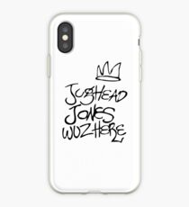 Vinilo o funda para iPhone Jughead Jones aquí