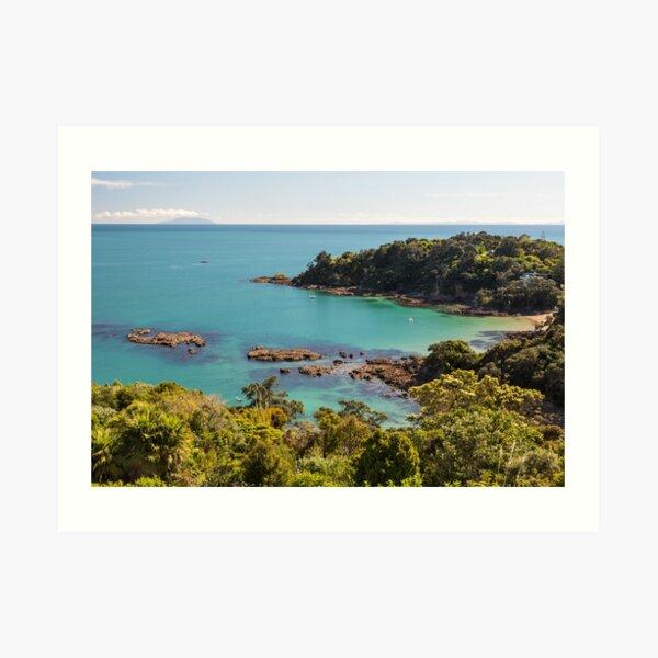 Waiheke Island - New Zealand Art Print