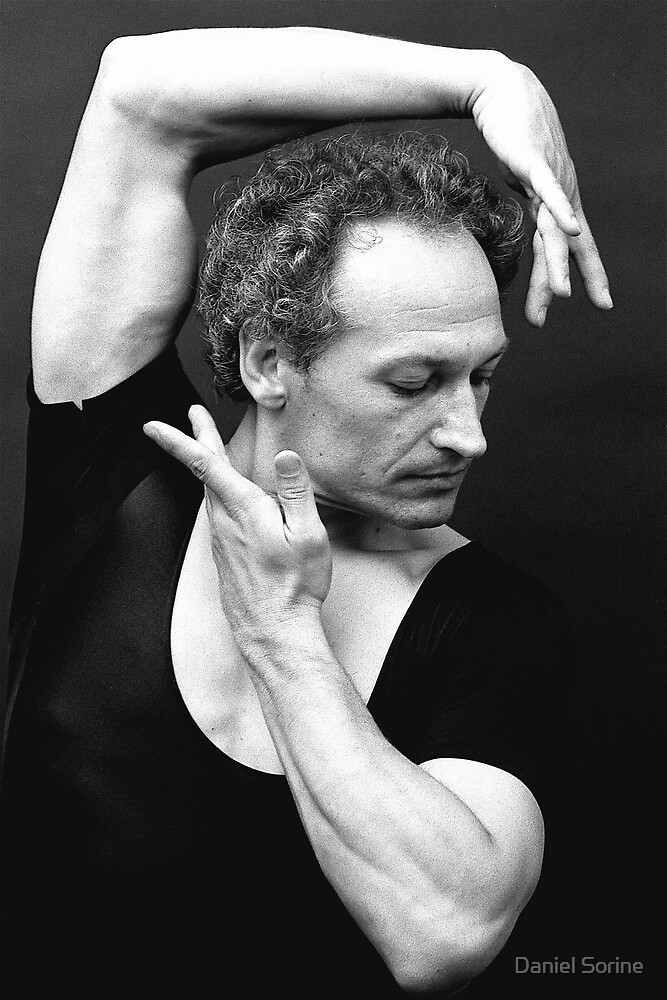 The great Russian Ballet Dancer Valery Panov by Daniel Sorine
