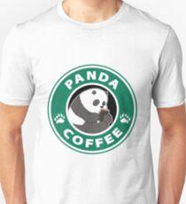 Panda Coffee T-Shirt