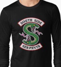 South Side Serpents  Long Sleeve T-Shirt