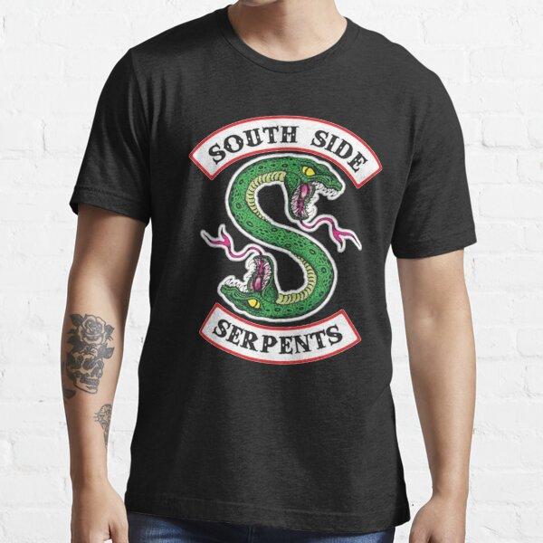 Serpientes del lado sur Camiseta esencial