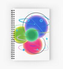 Droll cell Spiral Notebook