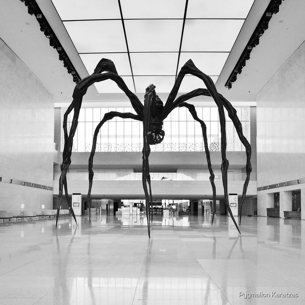 Atriums II - Qatar National Convention Centre by Pygmalion Karatzas