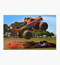0545 Scooby Doo - Royal Geelong Show Photographic Print