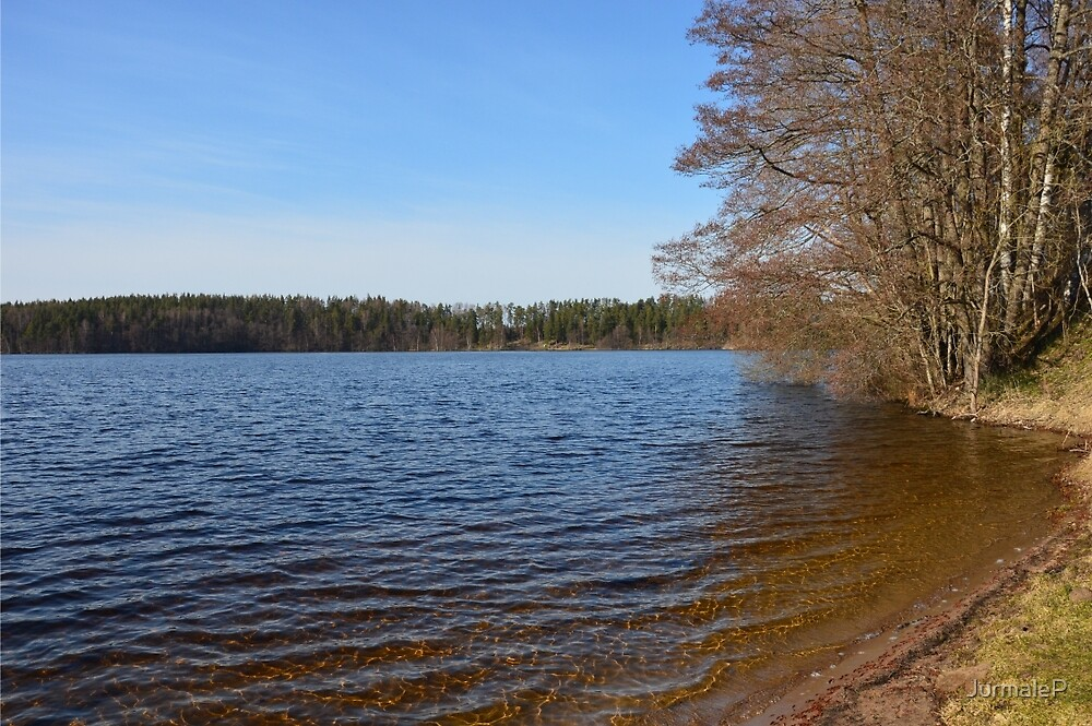 LAKE OF ULJASTE. by JurmaleP
