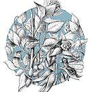 Hortensias theme fantasy by elinakious