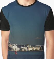 Newcastle view Graphic T-Shirt