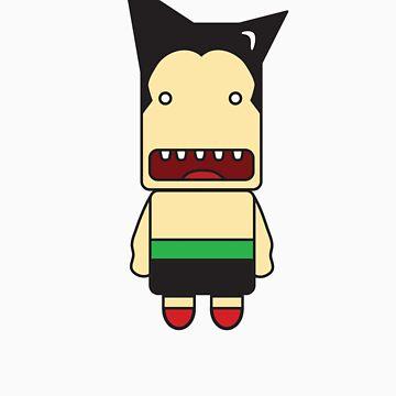 AstroBoy! by hanjungyup