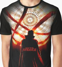 The Doctor of Strangeness Graphic T-Shirt