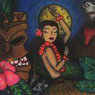 Tiki Terror by Tehya