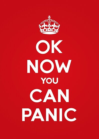 Quot Brexit Panic Keep Calm Parody Quot Posters By Blueplanet