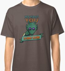 Greedo Wants You To Shoot Second Classic T-Shirt