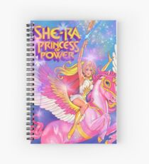 she-ra princess of power Spiral Notebook