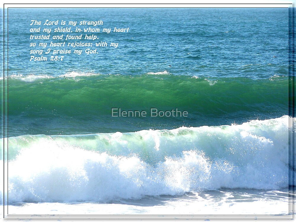 My Strength by Elenne Boothe