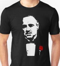 The Godfather Flower T-Shirt