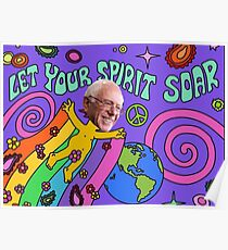 If Bernie Had Become Our President Poster