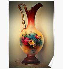 Minnie's vase Poster