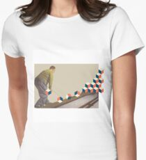 The Bowler Women's Fitted T-Shirt