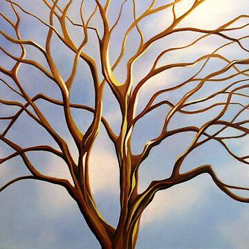 Sky Tree by debart