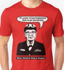 Grace Hopper Unisex T-Shirt