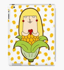 You're so corny iPad Case/Skin