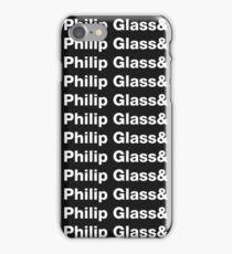 Philip Glass ad nauseum iPhone Case/Skin