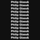 Philip Glass ad nauseum by Messypandas