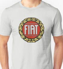 FIAT classic logo Unisex T-Shirt