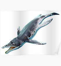 Pliosaurus Poster