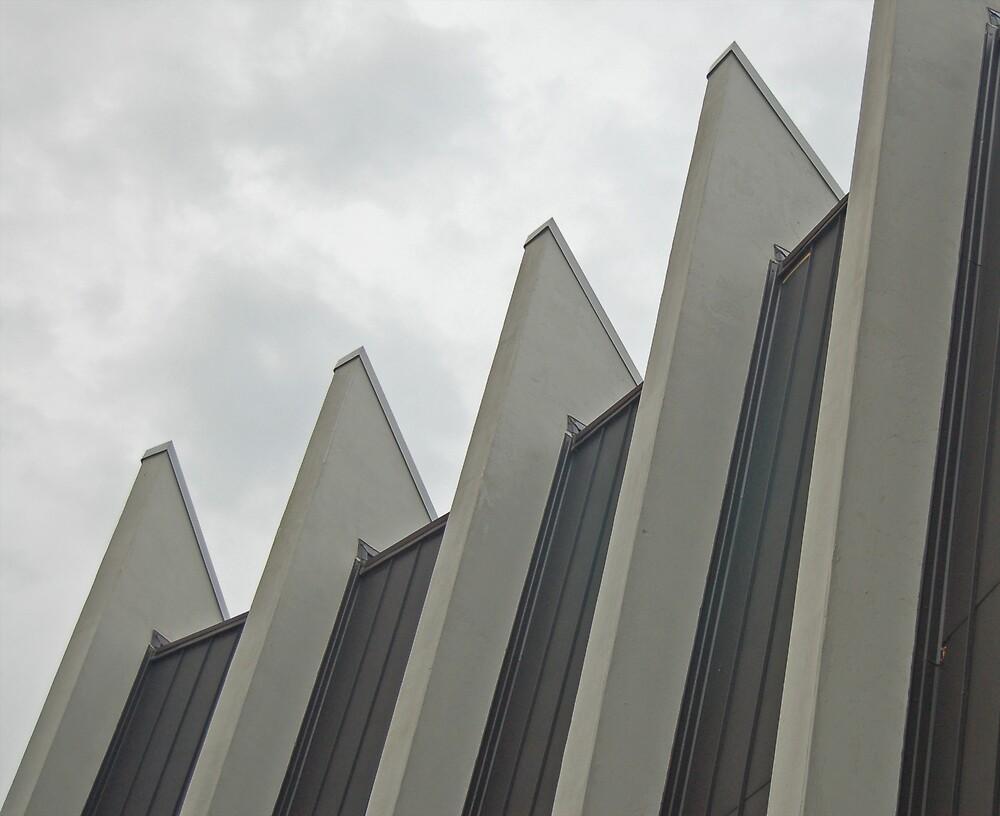 St. Pius Church by terrylazar