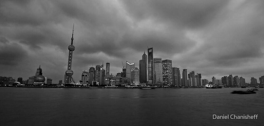 Pudong by Daniel Chanisheff