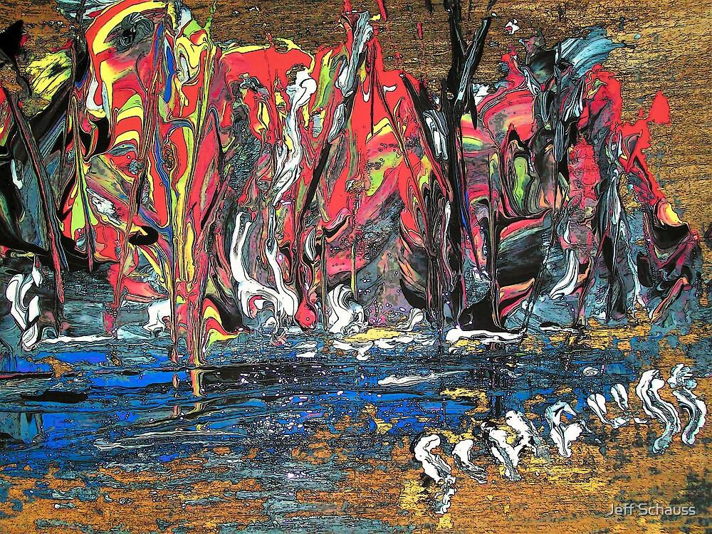 The Invasion by Jeff Schauss