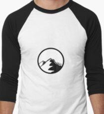 Tiny Mountain Men's Baseball ¾ T-Shirt