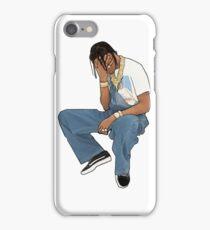Travis Scott La Flame iPhone Case/Skin