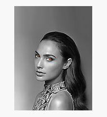 Mrs. Gadot 3 Photographic Print
