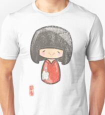Kokeshi [Special Lucky Toy Box} Unisex T-Shirt