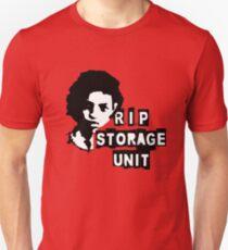 R.I.P storage unit. T-Shirt