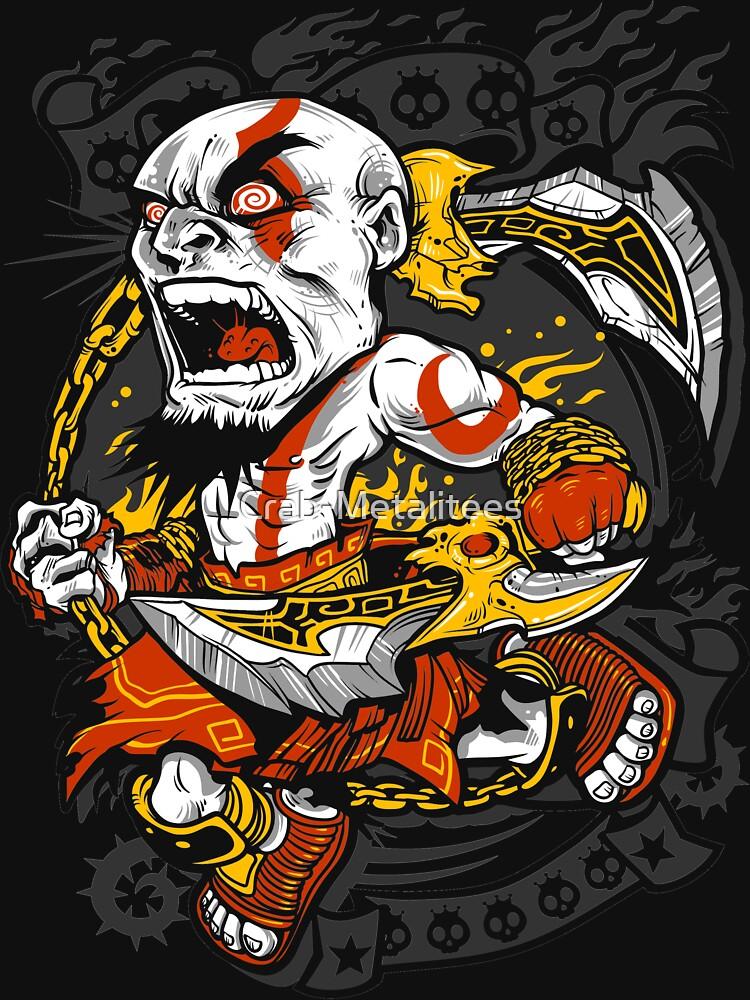 Lord of War by Crab-Metalitees