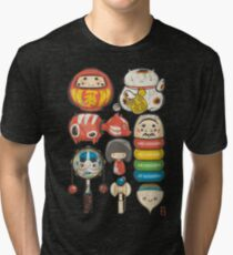 [Special Lucky Toy Box] Tri-blend T-Shirt