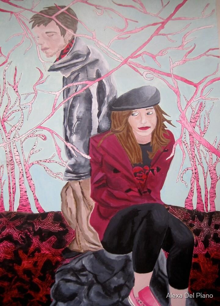 Norfeldt Woods by Alexa Del Piano