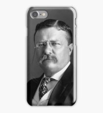 Teddy Roosevelt Portrait - 1904 iPhone Case/Skin