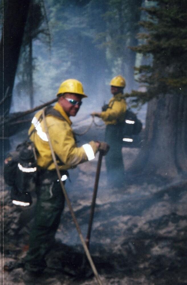 East Roaring Fire by Gary Oram, Jr.