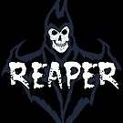 Reaper by MetalheadMerch