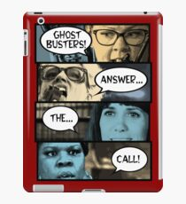 Ghostbusters Answer The Call iPad Case/Skin