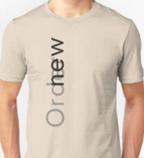 Joy Division NEW ORDER Low-life shirt design  Unisex T-Shirt