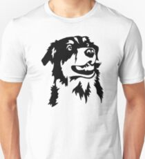 Camiseta unisex Pastor australiano