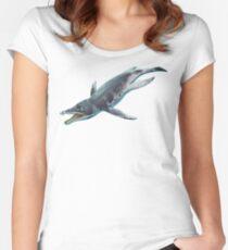 Pliosaurus Women's Fitted Scoop T-Shirt