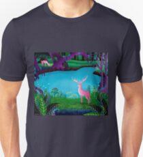 The Silent Deep Stream of Greendown Glenn Unisex T-Shirt