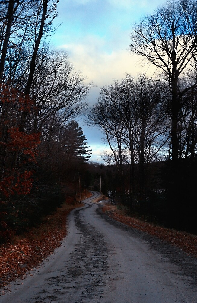 Fall Road Two by Nazareth
